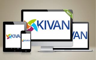 Kivan Next Mobile Nutzung