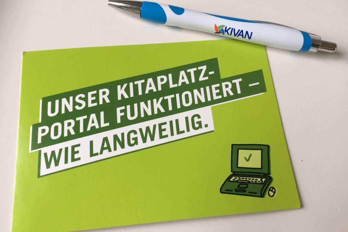 Postkarte aus Eilenburg