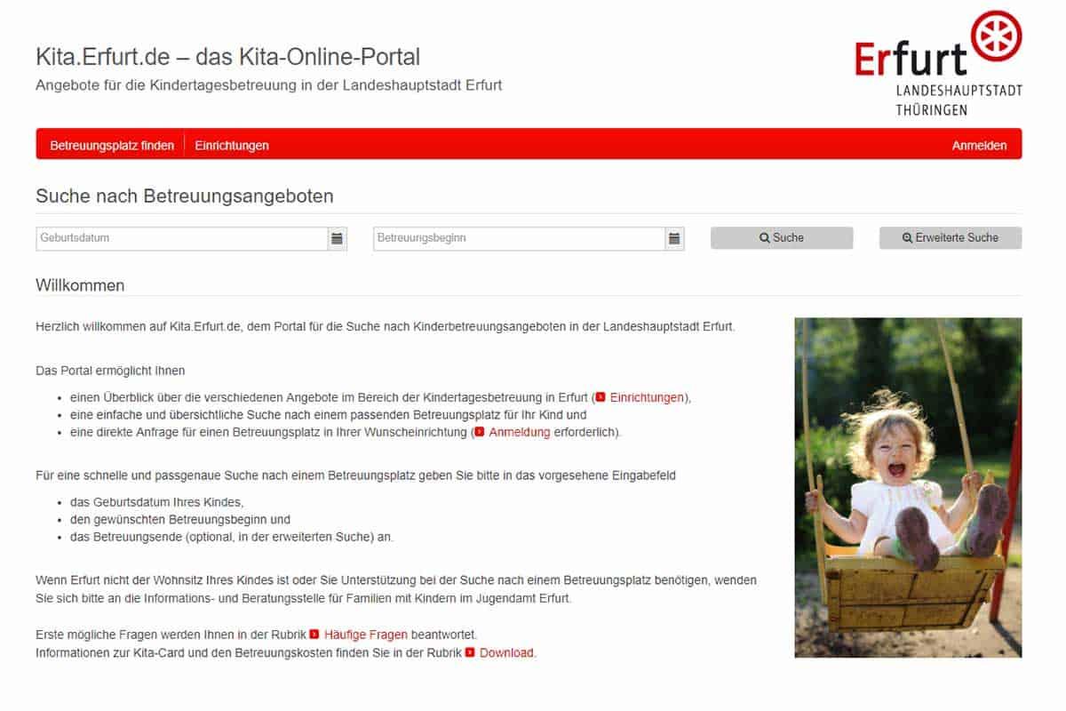 Startseite Kivan Erfurt
