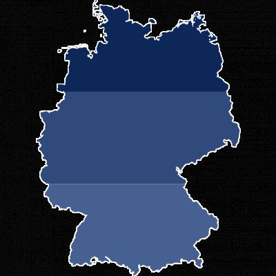 Icon Deutschlandkarte