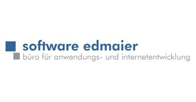 Logo Software Edmaier (adebisKITA)