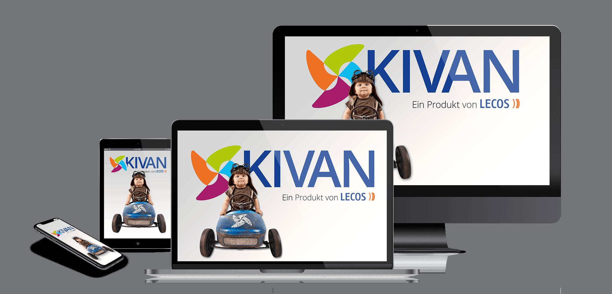 Die Kita-Software auf allen mobilen Endgeräten